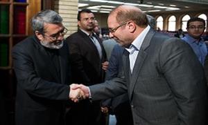 دفاع وزیر روحانی از قالیباف در مجلس