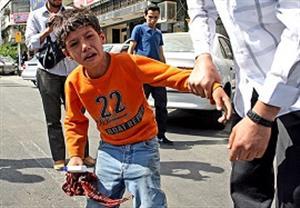 اعتراض به «جمع آوری  کودکان خیابانی»!