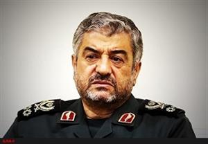سرلشکر جعفری: انتقام سپاه از تروریستها پیام تعیینکنندهای برای دشمنان داشت
