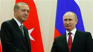 پوتین و اردوغان در راه تهران